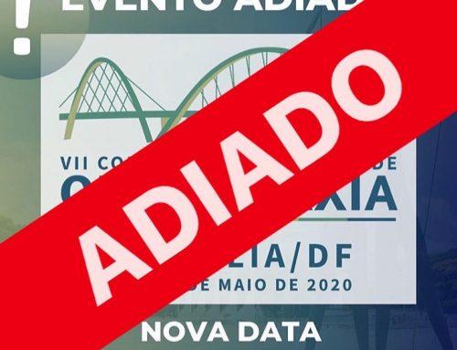 VII Congresso Brasileiro de Quiropraxia 2020