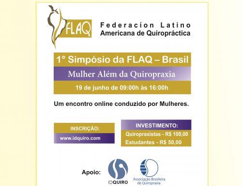 1° Simpósio da FLAQ – Brasil: Mulher Além da Quiropraxia
