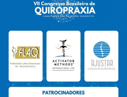 VII Congreso Brasileño de Quiropráctica en Brasil